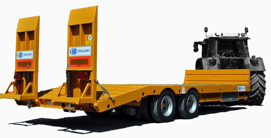 da-forgie-Kane-trailers-sales-northern-ireland-Low-Loader-Trailers-1