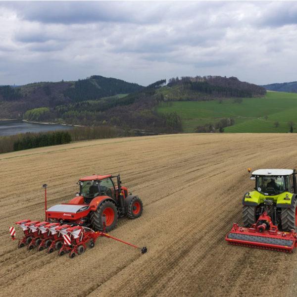 Kverneland-farm-sale-da-forgie-northern-ireland-seeding-precision-drills-optima-v-8