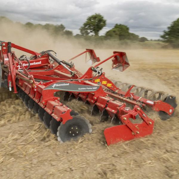 Kverneland-farm-sale-da-forgie-northern-ireland-soil-disc-harrow-qualidisc-farmer-2