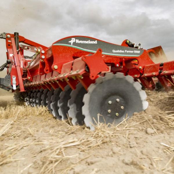 Kverneland-farm-sale-da-forgie-northern-ireland-soil-disc-harrow-qualidisc-farmer-8
