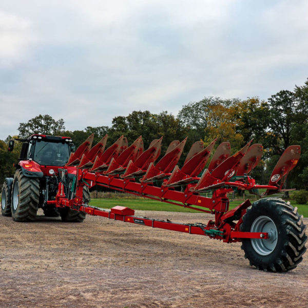 Kverneland-farm-sale-da-forgie-northern-ireland-soil-semi-mounted-reversible-plough-6300-s-1