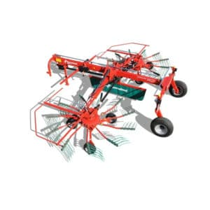 Kverneland-farm-da-forgie-northern-ireland-forage-multi-rotor-rake-2