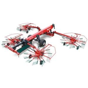 Kverneland-farm-sale-da-forgie-northern-ireland-forage- multi-rotor-rakes-94125c-95130c-4