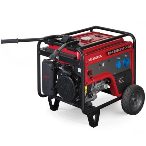 honda-industrial-generators-sales-northern-ireland-da-forgie-new-specialist-open-frame-em-5500-cxs