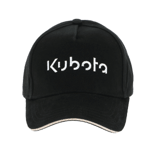 da-forgie-black-kubota-cap-hat-merch-merchandise-clothing-clothes-agri-agricultural-agriculture-farm-farming-farmer-one-size-machinery-limavady-lisburn